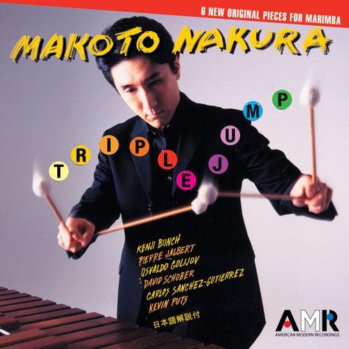 Triple Jump by Makoto Nakura