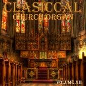 Classical Church Organ, Volume 12 by Jaap Zwart