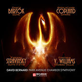Bartók, Copland, Stravinsky & Vaughan Williams: Orchestral Works (Live) by Park Avenue Chamber Symphony