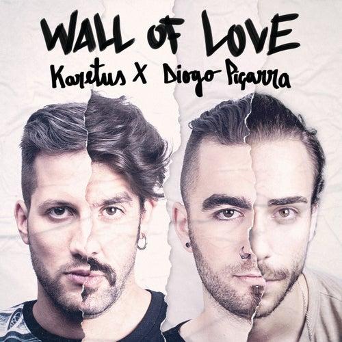 Wall Of Love by Karetus
