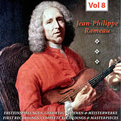 Jean-Philippe Rameau, Vol. 8 de Various Artists