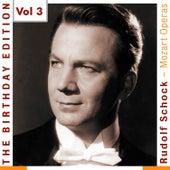 Rudolf Schock in Mozart-Operas, Vol. 3 von Various Artists