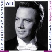 The Birthday Edition Rudolf Schock - Der Fliegende Holländer, Vol. 8 von Various Artists