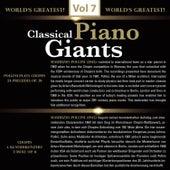Piano Giants, Vol. 7 de Maurizio Pollini