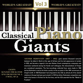 Piano Giants, Vol. 3 de Artur Rubinstein
