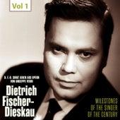 Milestones of the Singer of the Century - Dietrich Fischer-Dieskau, Vol. 1 von Dietrich Fischer-Dieskau