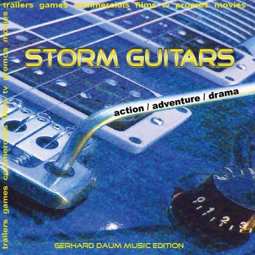 Storm Guitars by Gerhard Daum
