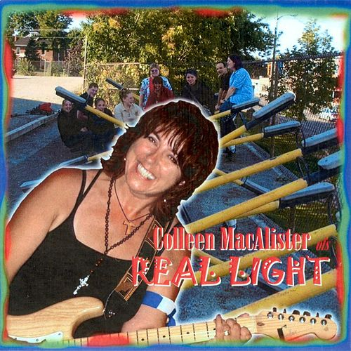 Real Light by Colleen MacAlister