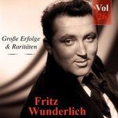 Fritz Wunderlich - Große Erfolge & Raritäten, Vol. 26 de Fritz Wunderlich