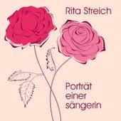 Porträt einer Sängerin by Rita Streich