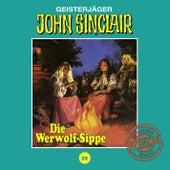 Tonstudio Braun, Folge 29: Die Werwolf-Sippe. Teil 1 von 2 von John Sinclair