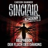 Sinclair Academy, Folge 1: Belphegor - Der Fluch des Dämons von John Sinclair