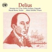 Delius: Violin & Piano Sonatas by Allan Schiller