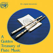 A Golden Treasury of Flute Music on Original Instruments by Various Artists