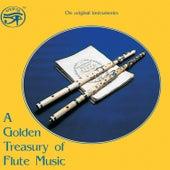 A Golden Treasury of Flute Music on Original Instruments von Various Artists