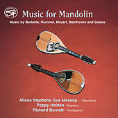Music for Mandolin by Various Artists