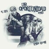 Una Oportunidad (Remix) [feat. Kendo Kaponi] de Sica