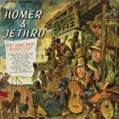 Any News from Nashville? van Homer and Jethro