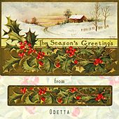The Seasons Greetings From by Odetta