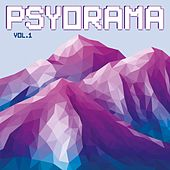 Psyorama, Vol. 1 de Various Artists
