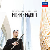 Contemporary Clarinet de Michele Marelli