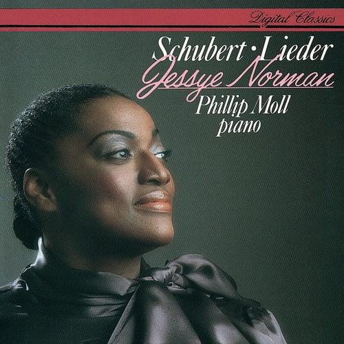 Schubert: Lieder by Phillip Moll