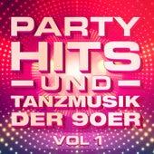 Partyhits und Tanzmusik der 90er, Vol. 1 by Erfahrung der 90er Tanzmusik