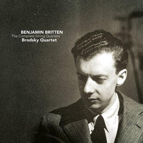 The Complete String Quartets by Brodsky Quartet