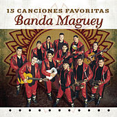 15 Canciones Favoritas de Banda Maguey