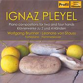 PLEYEL: Piano Compositions for 2 and 4 Hands by Wolfgang Brunner