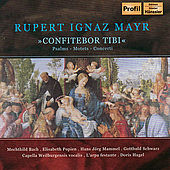 MAYR, R.I.: Confitebor tibi / Psalms / Motets von Various Artists