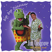 Bop Bop Dinosaur by Jim Cosgrove