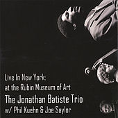 Live in New York: At the Rubin Museum of Art by Jon Batiste