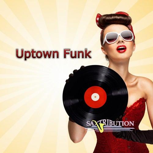 Uptown Funk (Saxophone Cover) de Saxtribution