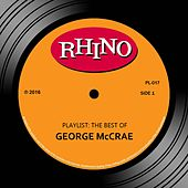 Playlist: The Best Of George McCrae de George McCrae