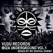 Vudu Records Ibiza Underground, Vol. 1 - EP by Various Artists