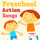 Preschool Action Songs by The Kiboomers