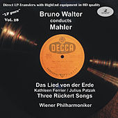 LP Pure, Vol. 28: Bruno Walter Conducts Mahler (Recorded 1952) de Various Artists