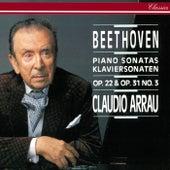 Beethoven: Piano Sonatas Nos. 11 & 18 von Claudio Arrau