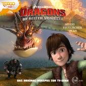 Folge 5: Alvins teuflischer Plan (Das Original-Hörspiel zur TV-Serie) von Dragons - Die Reiter von Berk