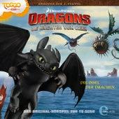Folge 12: Die Insel der Drachen von Dragons - Die Wächter von Berk