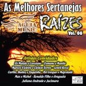 As Melhores Sertanejas Águia Music: Raízes, Vol. 6 de Various Artists