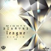 Mighty Diamond League Riddim, Vol. 2 de Various Artists