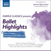 Purple Classics Presents: Ballet Highlights by Slovak Radio Symphony Orchestra