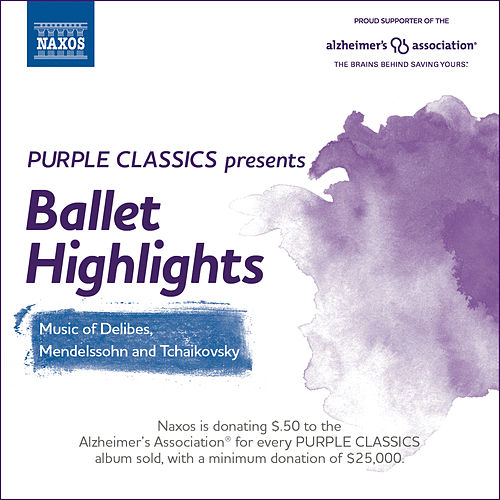 Purple Classics Presents: Ballet Highlights by Slovak Radio Symphony Orchestra