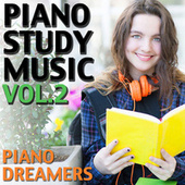 Piano Study Music, Vol. 2 de Piano Dreamers