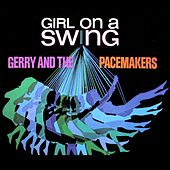 Girl on a Swing by Gerry