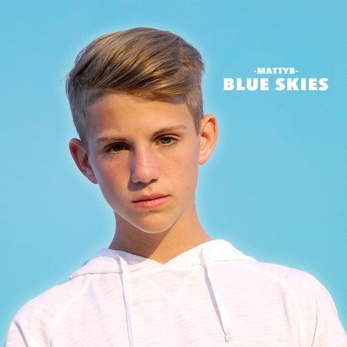 Blue Skies by Matty B