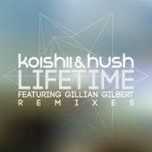 Lifetime Remixes (feat. Gillian Gilbert) by Koishii & Hush