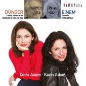 Von Einem & Dünser: Works for Violin and Piano von Various Artists